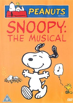 Rent Snoopy: The Musical Online DVD Rental