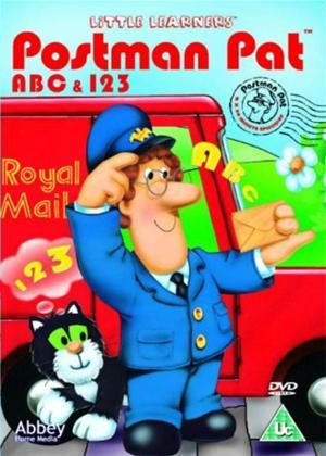 Rent Postman Pat's ABC and 123 Online DVD & Blu-ray Rental
