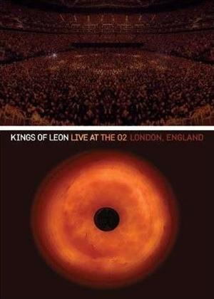 Rent Kings of Leon: Live at the O2 Online DVD Rental