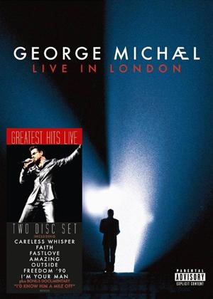 Rent George Michael: Live in London Online DVD Rental