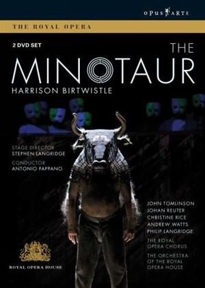Rent The Minotaur: The Royal Opera House Online DVD Rental
