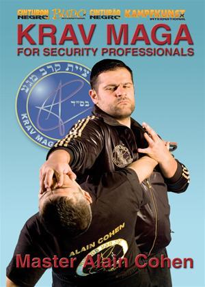 Rent Krav Maga for Security Professionals Online DVD Rental