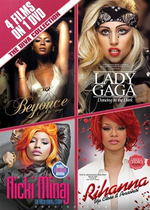 Rent The Diva Collection: Beyonce, Nicki Minaj and Rihanna Online DVD Rental