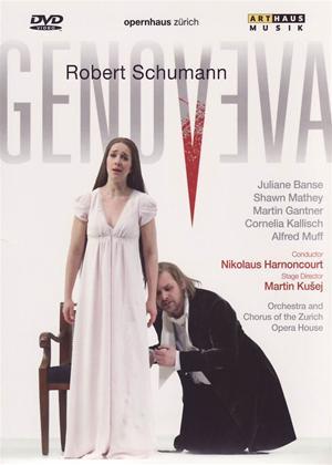 Rent Genoveva: Zurich Opera House Online DVD Rental
