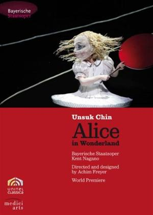 Rent Alice in Wonderland: Bavarian State Opera (Nagano) Online DVD Rental