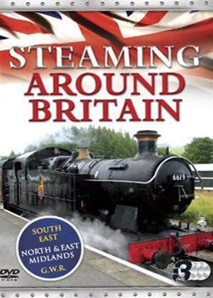 Rent Steaming Around Britain: GWR, British Rail and Branch Lines Online DVD Rental