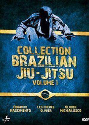 Rent Brazilian Jiu Jitsu Collection: Vol.1 Online DVD Rental