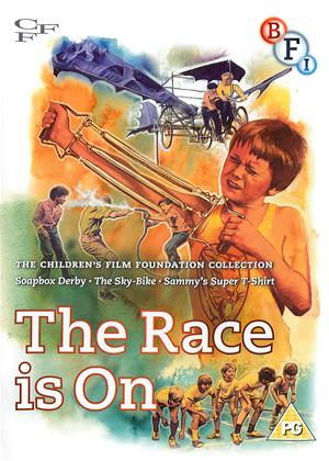 Rent CFF Collection: Vol.2: The Race is On Online DVD Rental