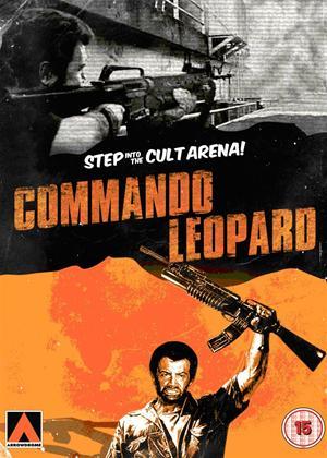 Rent Commando Leopard (aka Kommando Leopard) Online DVD Rental
