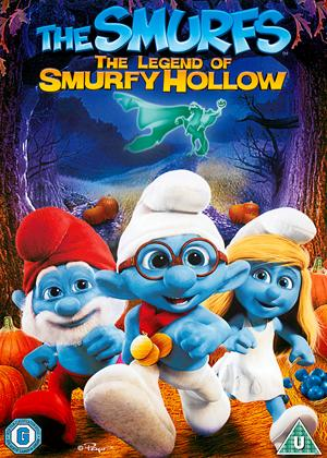 Rent The Smurfs: The Legend of Smurfy Hollow Online DVD & Blu-ray Rental