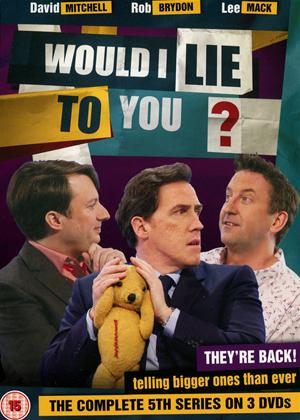 Rent Would I Lie to You?: Series 5 Online DVD Rental