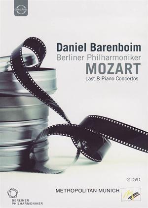 Rent Mozart: Piano Concertos Nos. 20: 27 (Barenboim) Online DVD Rental