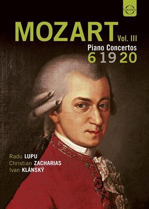 Rent Mozart: Great Piano Concertos: Vol.3 Online DVD Rental