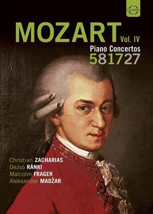 Rent Mozart: Great Piano Concertos: Vol.4 Online DVD Rental