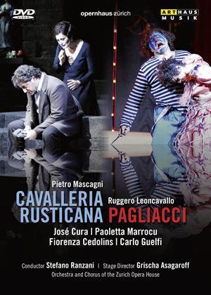Rent Cavalleria Rusticana / Pagliacci: Zurich Opera Online DVD Rental