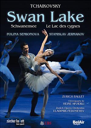 Rent Swan Lake: Zurich Ballet Online DVD Rental