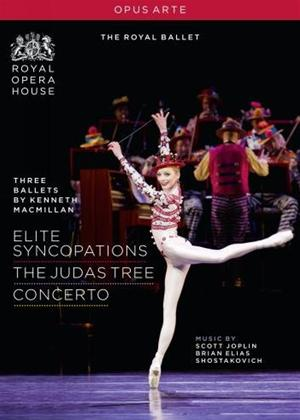 Rent Three Ballets by Kenneth Macmillan: The Royal Ballet (aka Macmillan Triple Bill - Royal Ballet 2010) Online DVD Rental