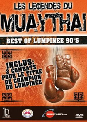 Rent Muay Thai Lengends: Best of Lumpinee 90's Online DVD Rental