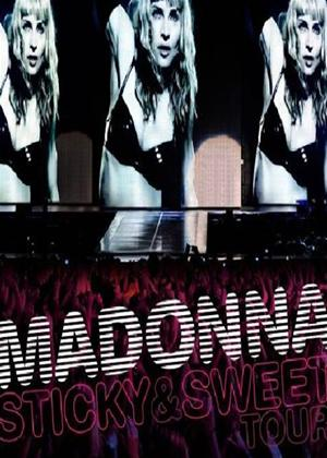 Rent Madonna: Sticky and Sweet Online DVD Rental