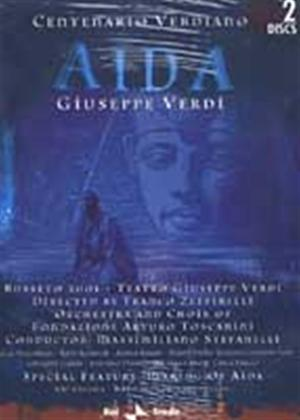 Rent Aida: Teatro Giuseppe Verdi (Stefanelli) Online DVD Rental