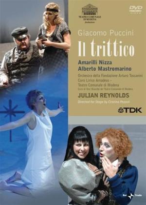 Rent Il Trittico: Teatro Comunale Di Modena Online DVD Rental