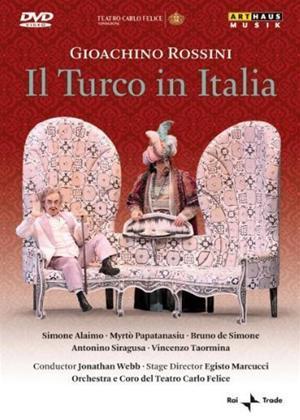 Rent Il Turco in Italia: Teatro Carlo Felice Di Genova Online DVD Rental