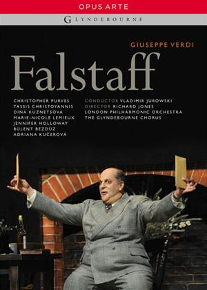 Rent Verdi: Falstaff: Glyndebourne Online DVD Rental