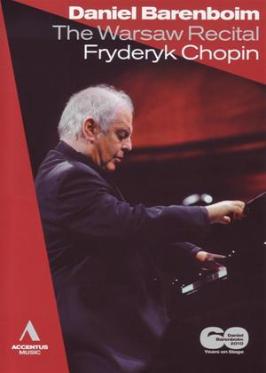 Rent Chopin: The Warsaw Recital Online DVD Rental