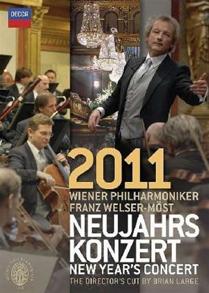 Rent New Year's Concert: 2011 Online DVD Rental