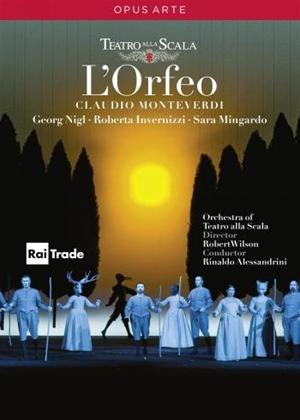Rent L'Orfeo: La Scala Online DVD Rental