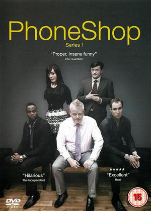 Rent PhoneShop: Series 1 Online DVD Rental