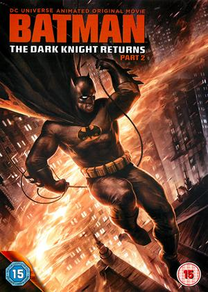 Rent Batman: The Dark Knight Returns: Part 2 Online DVD Rental