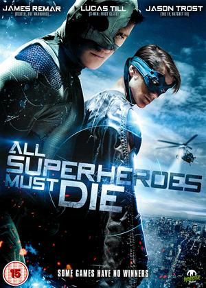 All Superheroes Must Die Online DVD Rental