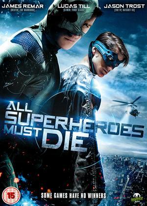 Rent All Superheroes Must Die (aka Vs) Online DVD Rental