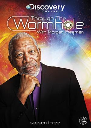 Rent Through the Wormhole with Morgan Freeman: Series 3 Online DVD Rental