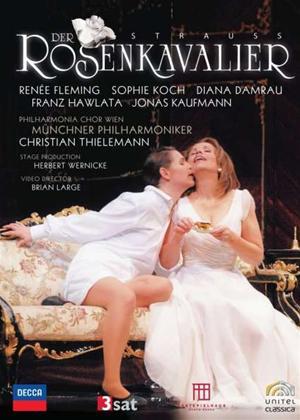 Rent Der Rosenkavelier: Munich Philharmonic Online DVD Rental