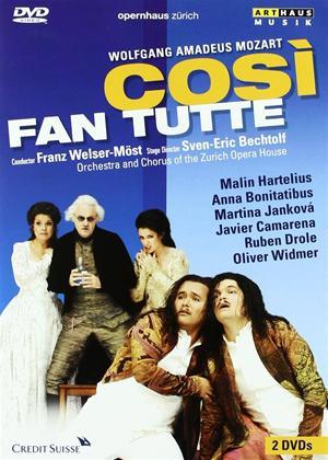 Rent Cosi Fan Tutte: Zurich Opera House Online DVD Rental