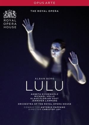 Rent Lulu: Royal Opera House Online DVD Rental