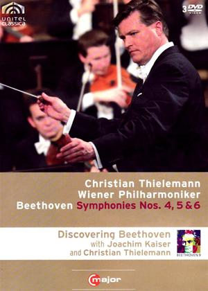 Rent Beethoven: Symphonies 4, 5 and 6 Online DVD Rental