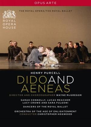 Rent Dido and Aeneas: Royal Opera House Online DVD Rental