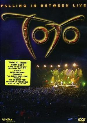 Rent Toto: Falling in Between: Live in Paris Online DVD Rental