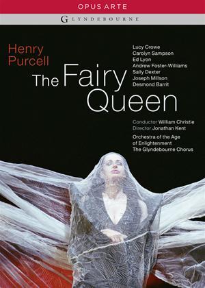 Rent The Fairy Queen: Glyndebourne Festival (Christie) Online DVD Rental