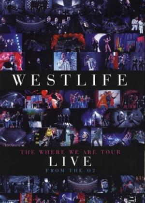 Rent Westlife: The Where We Are Tour: Live at the O2 Online DVD Rental