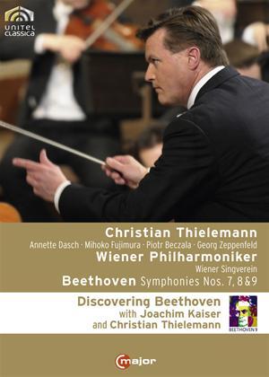 Rent Beethoven: Symphonies 7, 8 and 9 Online DVD Rental