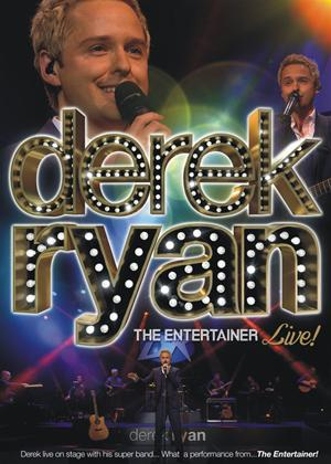 Rent Derek Ryan: The Entertainer Live! Online DVD Rental