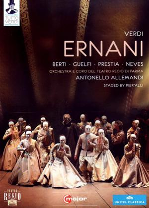 Rent Ernani: Parma Festival (Allemandi) Online DVD Rental