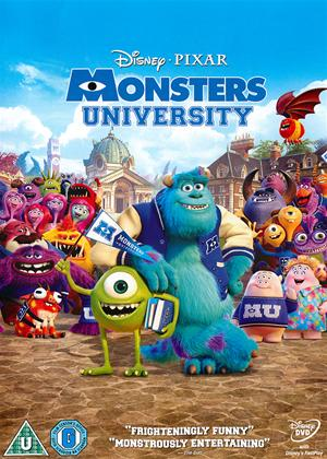 Monsters University Online DVD Rental