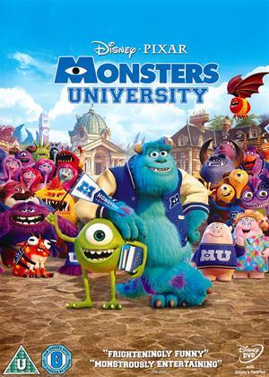 Rent Monsters University Online DVD & Blu-ray Rental