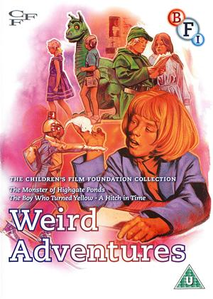 Rent CFF Collection: Vol.3: Weird Adventures (aka The Boy Who Turned Yellow / The Monster of Highgate Pond / Hitch In) Online DVD Rental