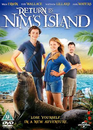 Rent Return to Nim's Island Online DVD Rental